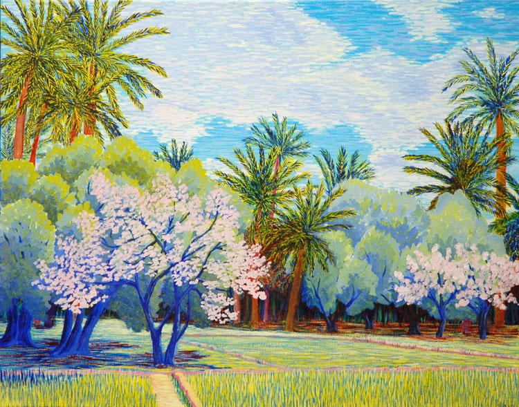 http://eldredart.com/eldredart/images/paintings/AlmondsMorocco_full.jpg