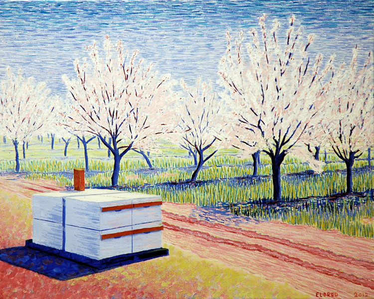 http://eldredart.com/eldredart/images/paintings/Beehives_full.jpg